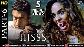 Download Hisss - Part 6| Mallika Sherawat & Irrfan Khan | Naagin | Bollywood Adventure Thriller Movie Scene Video