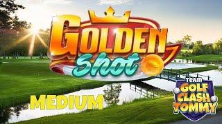 Download Golf Clash tips, Golden SHOT - Medium difficulty - 6 Shots Video