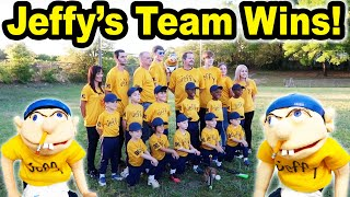 Download Jeffy's Teeball Team WINS!!! Video