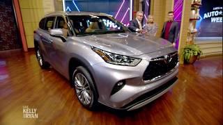 Download New York Auto Show 2019: SUV's Video