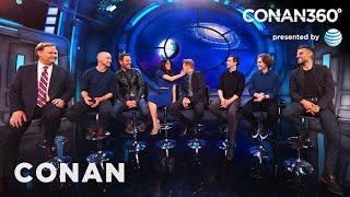 Download CONAN360: The Cast Of ″X-Men: Apocalypse″ On Their Mutant Wardrobe Video