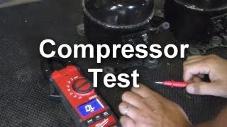 Download How to Test the Compressor on your Refrigerator Video