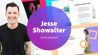 Download UI/UX Design with Jesse Showalter - 1 of 3 Video