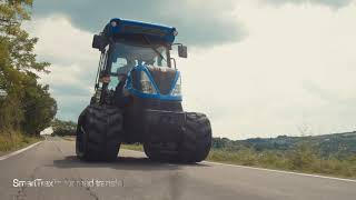 Download New Holland Exclusive features on Crawler TK4 Series Video
