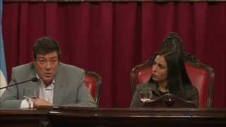 Download Mariotto y Gabriela Montaño juntos en la Asamblea Patria Grande Video