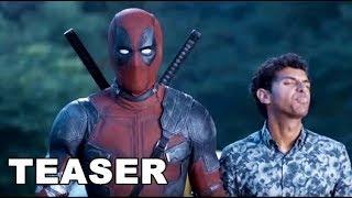 Download Deadpool 2 - Teaser Trailer Subtitulado 2018 Video