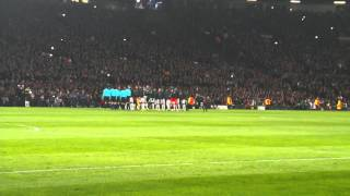 Download Ronaldo returns to Old Trafford - stadium atmosphere and team announcements Video