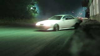 Download WALL TAPPING at 70MPH In The Dark! Ebisu North Course Spring Matsuri 2017 Video