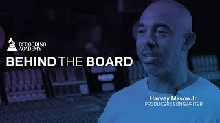Download Harvey Mason Jr. On Helping Artists Achieve Their Most Authentic Sound | Behind The Board Video