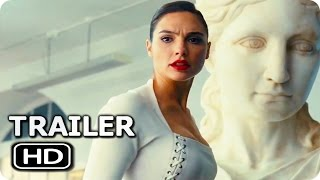 Download JUSTICE LEAGUE Trailer #2 WONDER WOMAN Teaser (2017) Blockbuster Action Movie HD Video