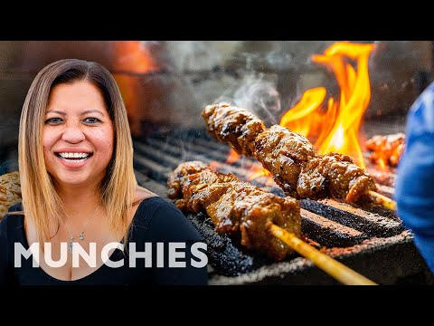 The Satay Queen of San Francisco | Street Food Icons
