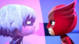 Download PJ Masks   PJ Masks Luna Girl traps Owlette   Luna Girl and the PJ Masks   Cartoons for Children Video