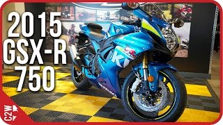 Download 2015 Suzuki GSX-R 750 | First Ride (4k) Video