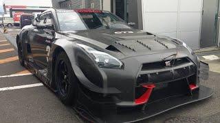 Download Godzilla / Nissan GT-R / Nismo GT3 Video