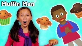 Download Muffin Man + More   Mother Goose Club Dress Up Theater Video