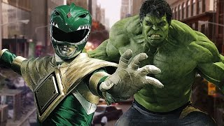 Download The Avengers (Power Rangers Style!) Video