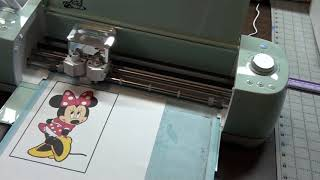 Download Print and Cut with Cricut Explore Video