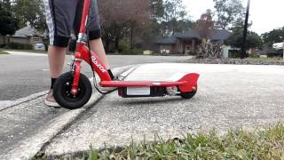 Download how to ride an electric scooter Video