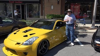 Download Supercar Saturday - 2005 Nissan 350Z - 4K Interview Video
