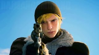 Download Final Fantasy XV - Episode Prompto Teaser Trailer @ 1080p HD ✔ Video
