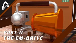 Download An Explanation of the EmDrive and Cannae Drive Part I Video