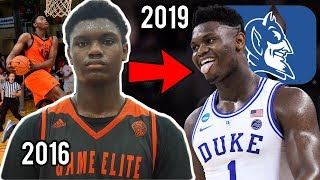Download The Game That Made DUKE OFFER ZION Williamson a Scholarship!!! #1 Pick 2019 NBA Draft! Video