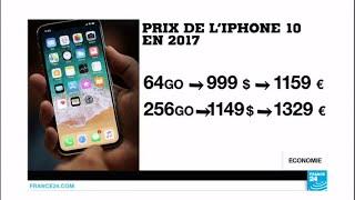 Download Un smic pour s'acheter le nouvel iPhone X 256 Go ! Video