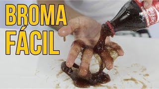 Download BROMA CON COCA COLA - Bromas Fáciles Video