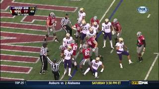 Download 2012 Apple Cup - 4th Quarter and OT Video