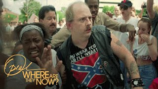 Download An African-American Woman Who Shielded a Man in a Confederate Flag Shirt | Where Are They Now | OWN Video