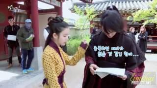 Download Scarlet heart ryeo BTS: IU and Lee Joon Ki Video