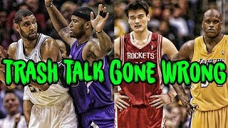 Download 4 Times NBA Trash Talk COMPLETELY Backfired! Video