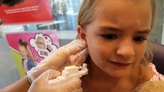 Download Painful Ear Piercing Video