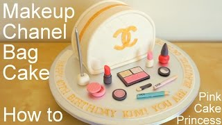 Download Chanel Bag Makeup Cake for Mother's Day How to by Pink Cake Princess Video