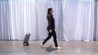 Download Forget Self-Driving Cars, Here Comes Self-Driving Luggage Video