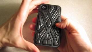 Download Review: G-Form X-Protect Case for iPhone 4 & 4S Video