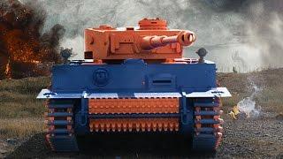 Download World War Nerf Video