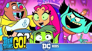 Download Teen Titans Go! | Tooth Fairy Crunch! | DC Kids Video