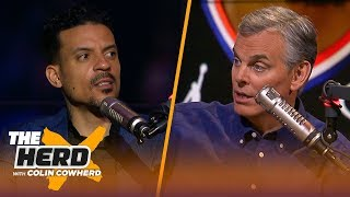 Download Matt Barnes: Kevin Durant is better than LeBron right now, talks Westbrook & AD | NBA | THE HERD Video