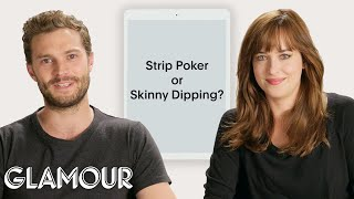 Download Confessions from ″Fifty Shades'' Jamie Dornan and Dakota Johnson Video