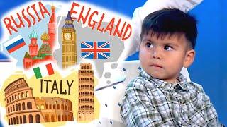Download Niño prodigio: sabe de todo y sólo tiene tres años, Guido quedó atónito Video