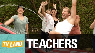 Download 'Ladies, It's Time to Get Wet!' ft. Ryan Hansen Official Clip | Teachers on TV Land (Season 2) Video