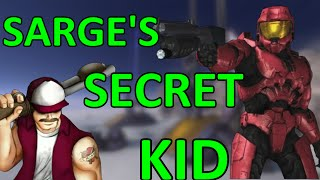 Download Sarge's SECRET KID?!? (Red vs. Blue Theory) - EruptionFang Video