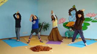 Download Yogastunde für Kinder: Komplett 35 Min Yoga Piraten Video