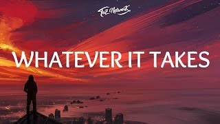 Download Imagine Dragons - Whatever It Takes (Lyrics / Lyric Video) Video