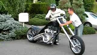 Download Sascha's Harley Video
