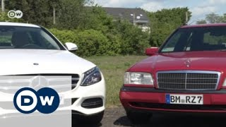 Download Test drive with Mercedes C Class | Drive it! Video