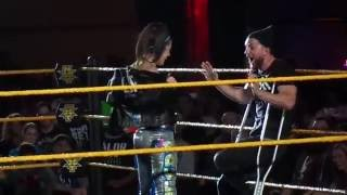 Download Bayley does Finn Balor's Entrance & More 2/6/16 NXT Indy Video