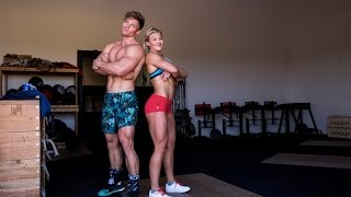 Download Physique Meets Fitness with Steve Cook and Brooke Ence Video