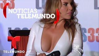 Download La esposa de 'El Chapo', Emma Coronel, habla con Telemundo 4/5 | Noticias | Noticias Telemundo Video
